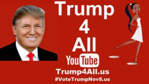 Donald J. Trump Trump4All.US