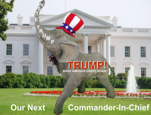 Sign 5 - Elephant