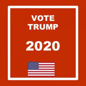 Twitter 4x4VOTE TRUMP 2020 POG